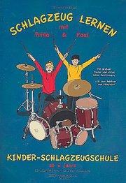 Schlagzeug lernen mit Frida & Paul