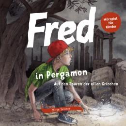 Fred in Pergamon