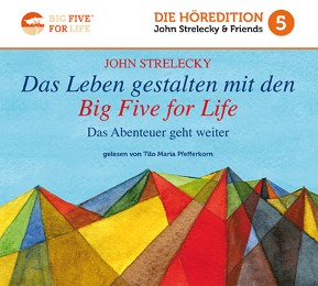 Das Leben gestalten mit den Big Five for Life - Cover