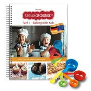 Kids Easy Cup Cookbook 1: Baking with Kids