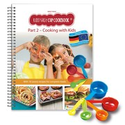 Kids Easy Cup Cookbook 2: Cooking with Kids