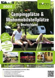 Campingplätze & Wohnmobilstellplätze in Deutschland 2022