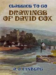 Drawings of David Cox