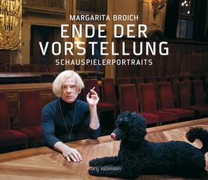 Margarita Broich - Ende der Vorstellung