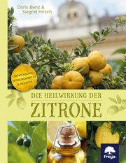 Die Heilwirkung der Zitrone - Cover