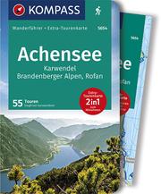 KOMPASS Wanderführer Achensee, Karwendel, Brandenberger Alpen, Rofan