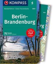 KOMPASS Wanderführer Berlin-Brandenburg