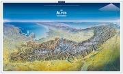 KOMPASS Panorama Die Alpen von Norden