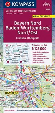 Bayern Nord, Baden-Württemberg Nord/Ost - Cover