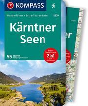 KOMPASS Wanderführer Kärntner Seen