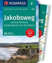 KOMPASS Wanderführer Jakobsweg Camino del Norte