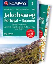 KOMPASS Wanderführer Jakobsweg Portugal Spanien