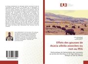 Effets des gousses de Acacia albida associées ou non au PEG