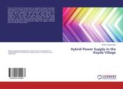Hybrid Power Supply in the Koyda Village