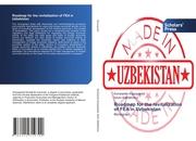 Roadmap for the revitalization of FEA in Uzbekistan