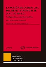 La Acción de cobertura del déficit concursal (art. 172 bis LC)