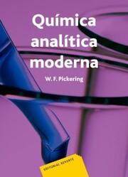 Química analítica moderna