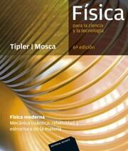 Física para la ciencia y la tecnología. Física moderna (6ª Ed.)