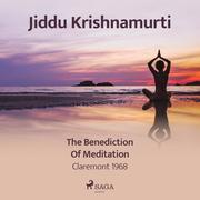 The Benediction of Meditation