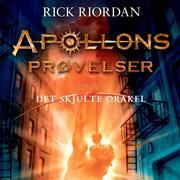 Apollons prøvelser, bind 1: Det skjulte orakel (uforkortet)