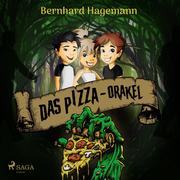 Das Pizza-Orakel - Cover