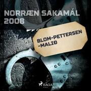 Blom-Pettersen-málið