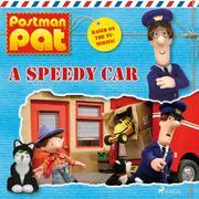 Postman Pat - A Speedy Car