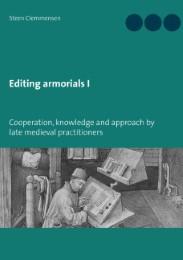Editing armorials I