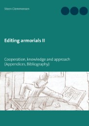 Editing armorials II