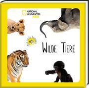 Mein erstes Soundbuch - Wilde Tiere