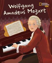 Wolfgang Amadeus Mozart - Cover