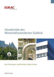 Attraktivität des Wirtschaftsstandortes Südtirol