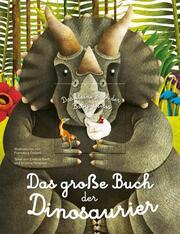 Das große Buch der Dinosaurier/Das kleine Buch der Baby-Dinos