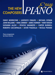 Easy Piano: The New Composers