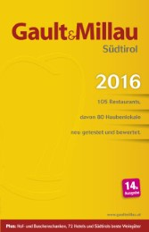 Gault Millau Südtirol 2016