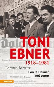 Toni Ebner (1918-1981)