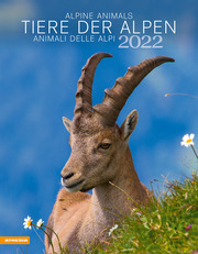 Tiere der Alpen 2022