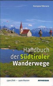 Handbuch der Südtiroler Wanderwege