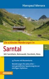 Die schönsten Wanderungen im Sarntal