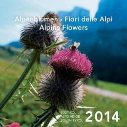 Alpenblumen Südtirol 2014