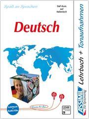 ASSiMiL Il Tedesco - Deutschkurs in italienischer Sprache - Audio-Sprachkurs - Niveau A1-B2