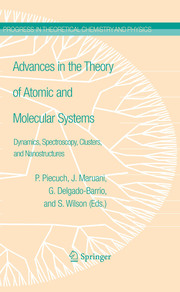 Advances in the Theory of Atomic and Molecular Systems - Cover