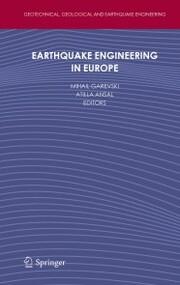 Earthquake Engineering in Europe