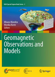 Geomagnetic Observations and Models