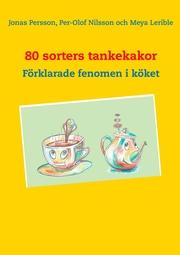 80 sorters tankekakor