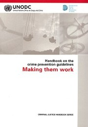 Handbook on the Crime Prevention Guidelines