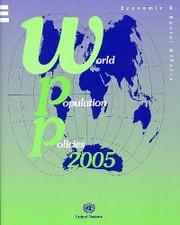 World Population Policies 2005