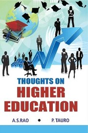 Thoughts on Higher Education in India