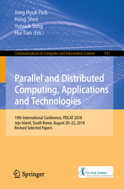 Parallel and Distributed Computing, Applications and Technologies