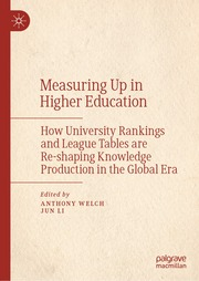 Measuring Up in Higher Education